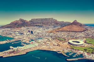 Cape Town, South Africa by Stefan-Becker