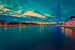 London Eye by Stefan-Becker