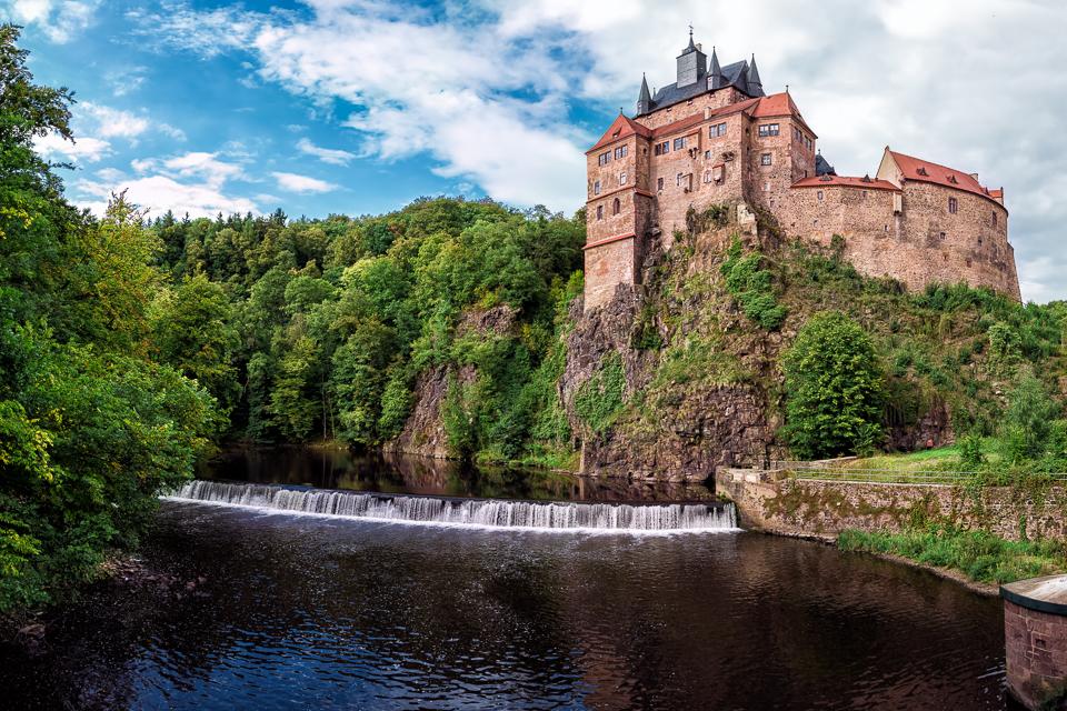 Burg Kriebstein by hessbeck-fotografix