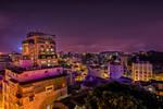 Hanoi, Vietnam at night by Stefan-Becker