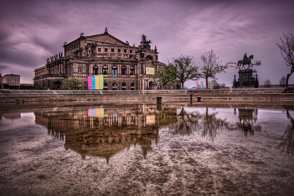 Semperoper Dresden by hessbeck-fotografix
