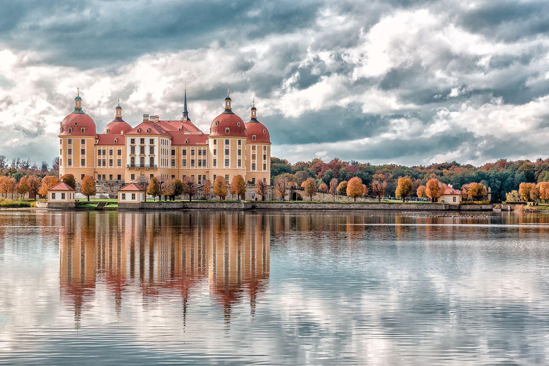 Schloss Moritzburg by hessbeck-fotografix