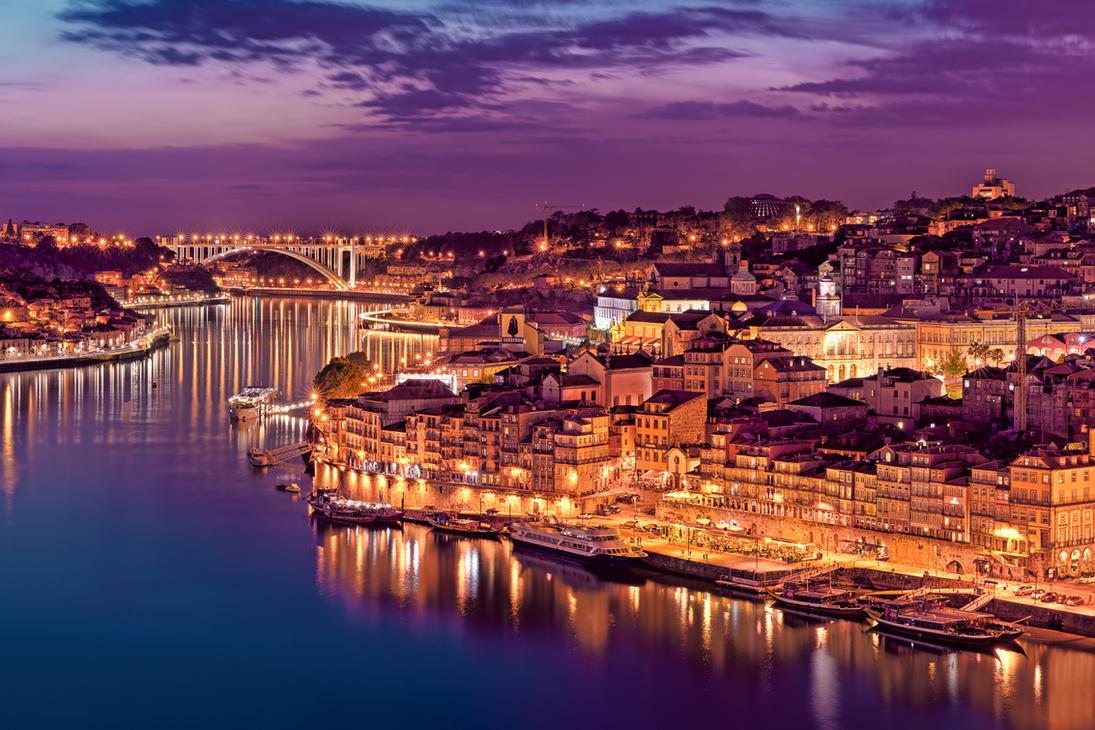 Porto, Portugal by hessbeck-fotografix