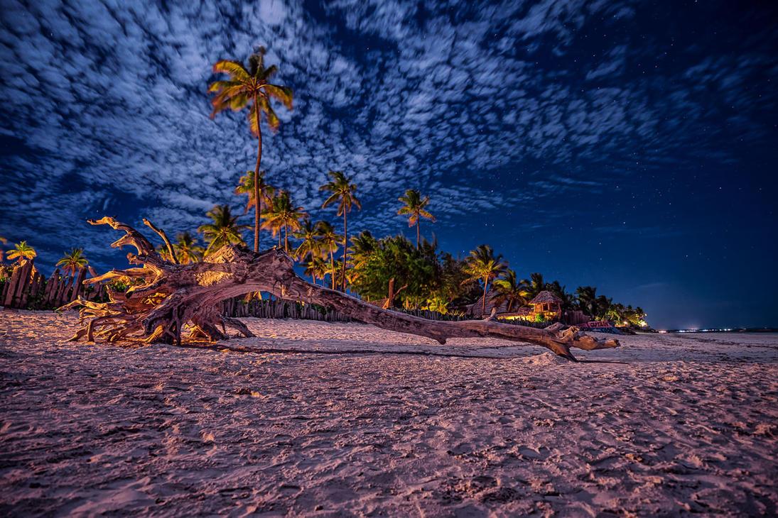 Jambiani Beach by hessbeck-fotografix