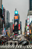 Time Square NYC by Stefan-Becker
