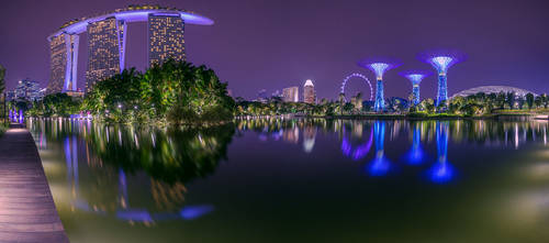 Gardens by the Bay by Stefan-Becker