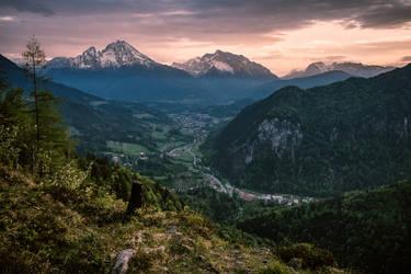 Berchtesgaden by Stefan-Becker