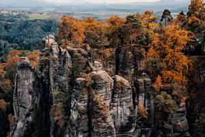 Neurathen Castle - Germany by Stefan-Becker