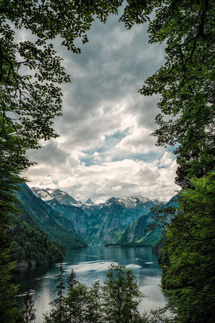Koenigssee - Germany by Stefan-Becker