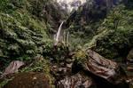 Sedang Gile Waterfall - Lombok