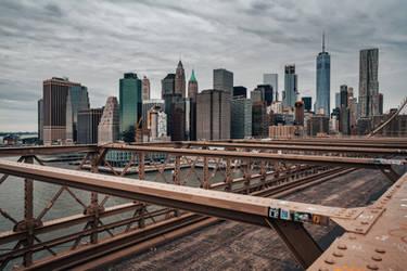 New York City by Stefan-Becker