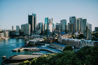 Sydney by Stefan-Becker
