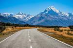 Mount Cook - New Zealand by Stefan-Becker