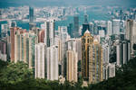 Victoria Peak by Stefan-Becker