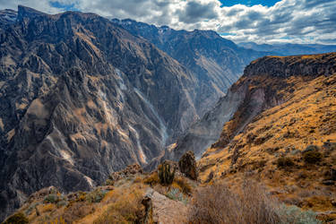Colca Canyon by Stefan-Becker