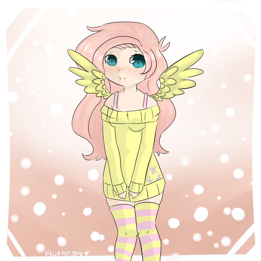 Fluttershy by Bun-Bunn