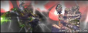 Request Zeratul vs Amon Ra v1