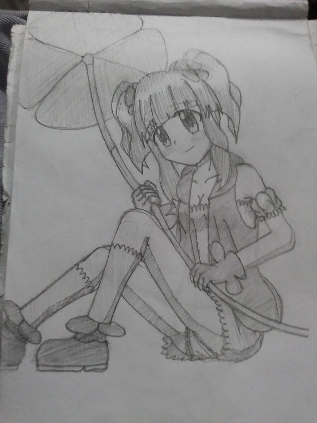 Clover Fairy Chieri