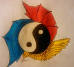 my logo by Yang-sama