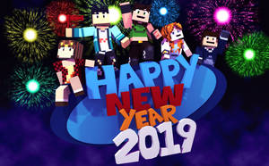 HAPPY NEW YEAR 2019!!! by Elcruellfable
