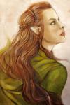 Tauriel, daughter of Mirkwood