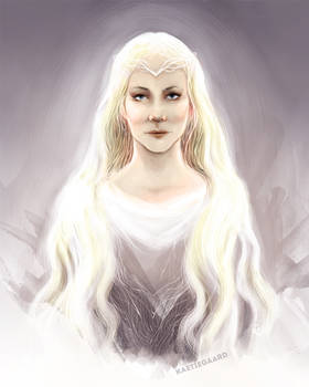 Galadriel, the Lady of Light