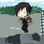izaya hop hop by CCann
