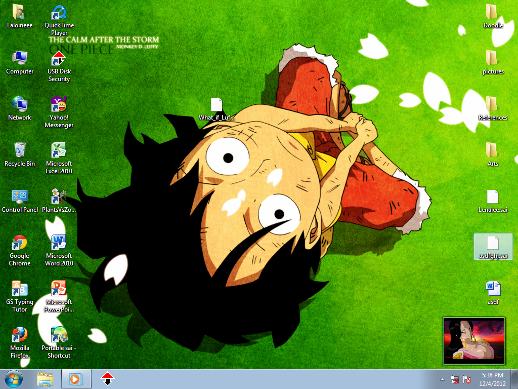 My Desktop XD by Megalow