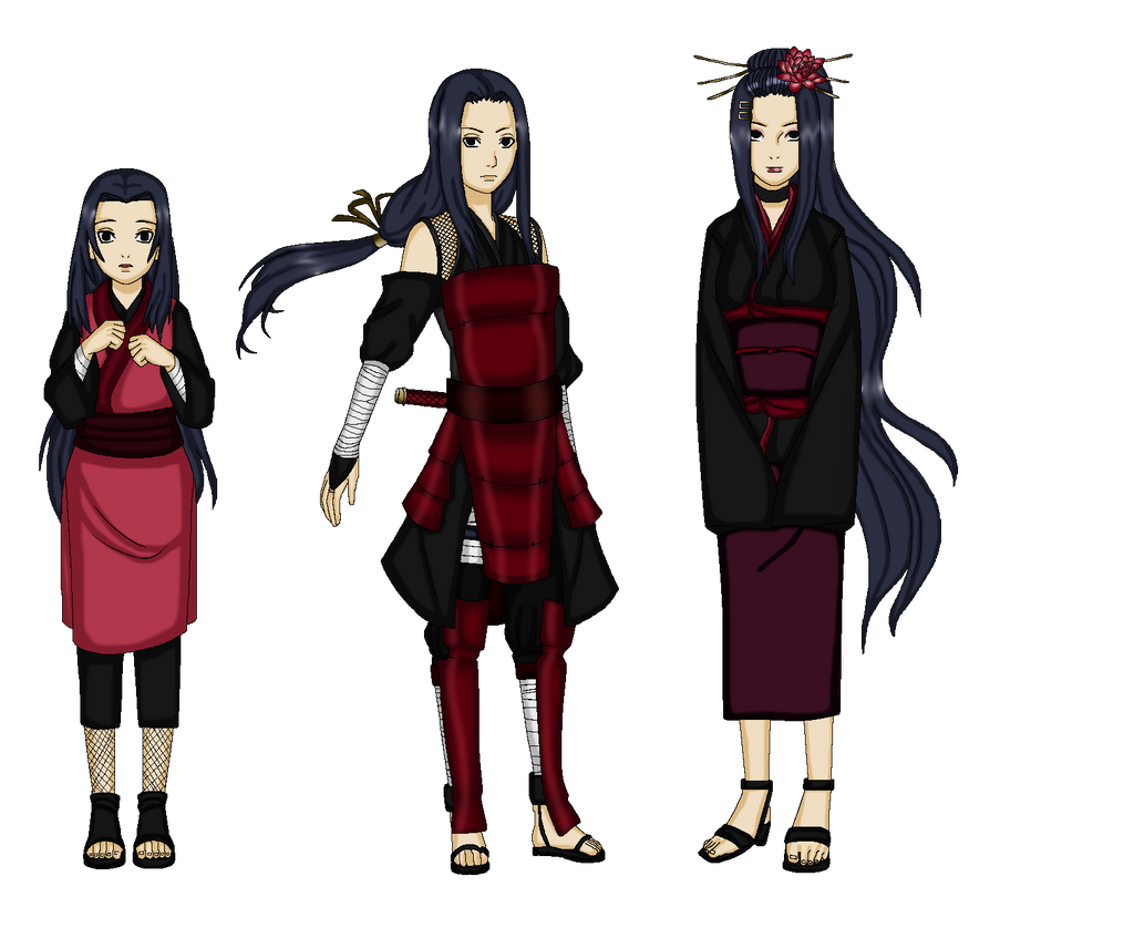 tobirama wife