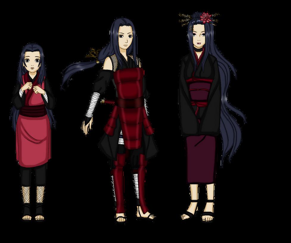 naruto oc   honoka uchiha the wife of tobirama by