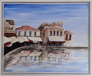 Rethymno, Greek