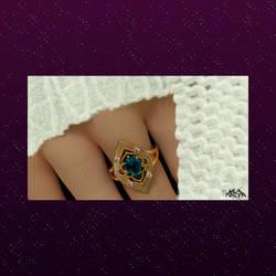 Ring - Inktober