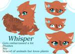 OC Whisper Reference