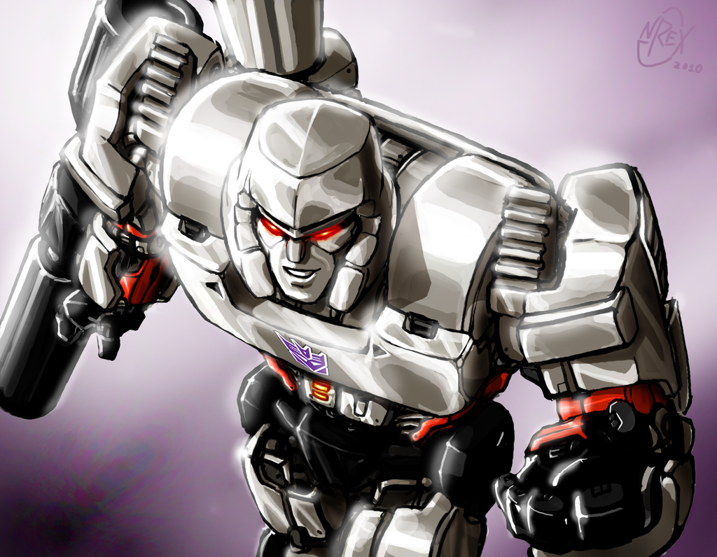 Megatron Beckons by Th4rlDEAL
