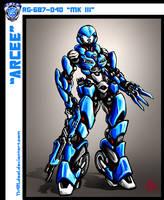 Arcee MKIII Promo Card by Th4rlDEAL