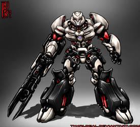 D-016-001 'Megatron' by Th4rlDEAL