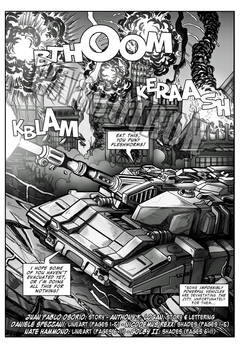 Warbotron Issue 3 PG1
