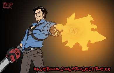 Livestream 6: Ash Williams Flats by Th4rlDEAL