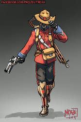 Livestream 24: Robo-Mountie by Th4rlDEAL