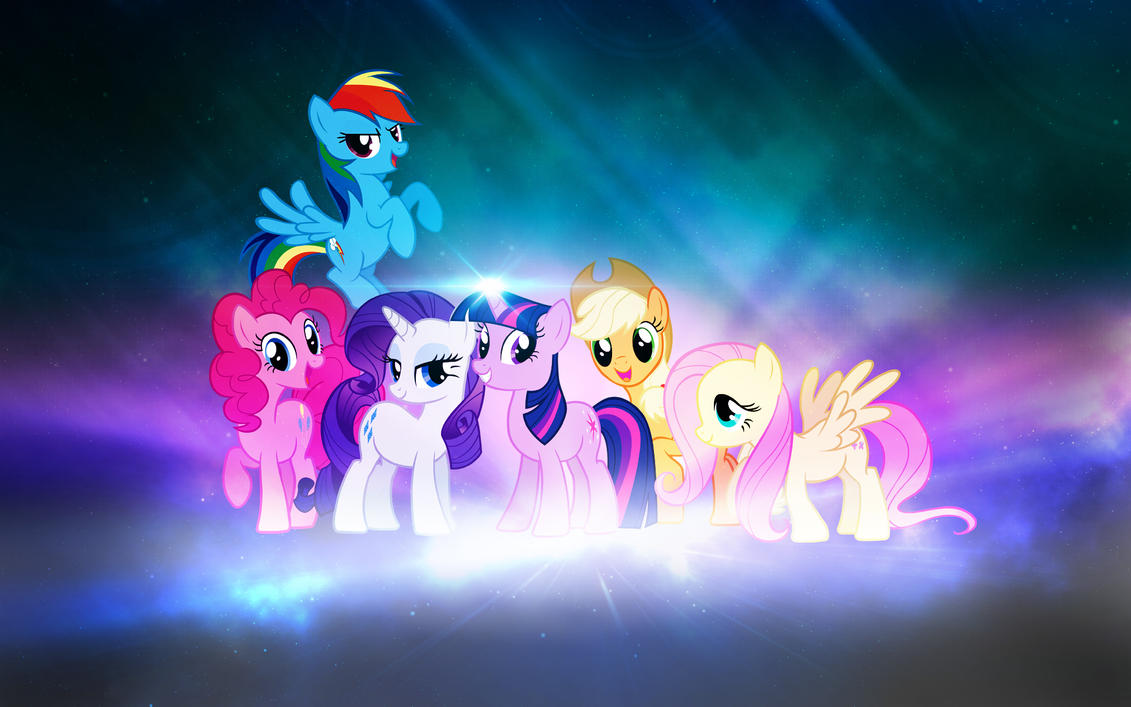 android mane 6 wallpaper - photo #15