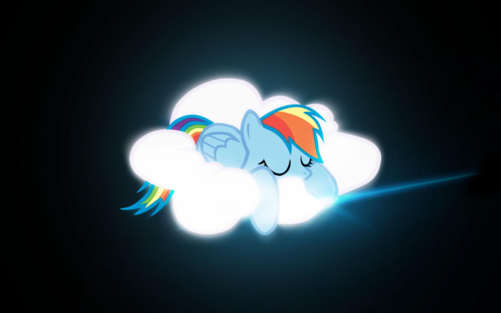 RD sleeping on a cloud - [ Wallpaper ] by sHAAkurAs