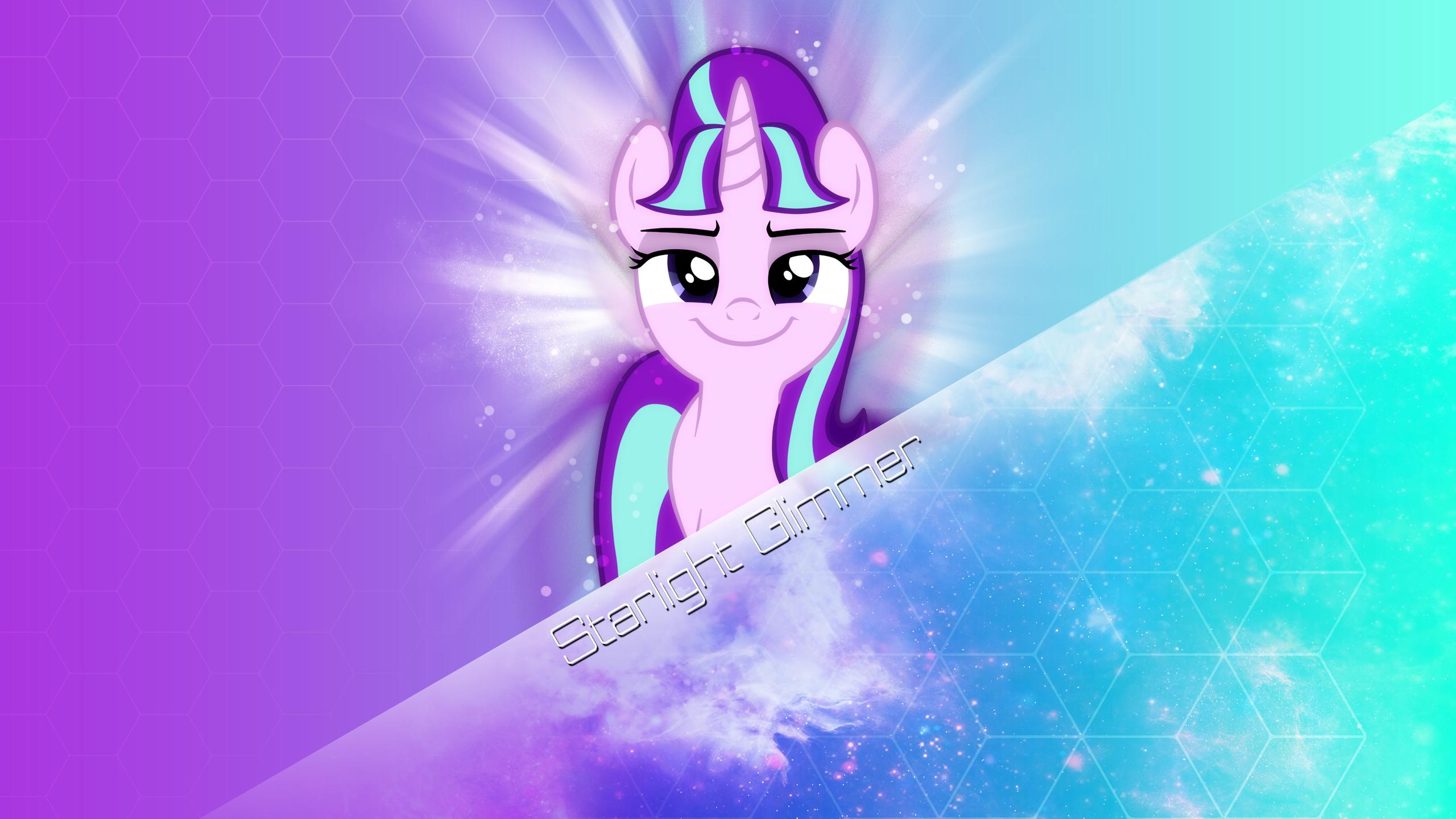 Starlight Glimmer Wallpaper . 2560 x 1440 HD