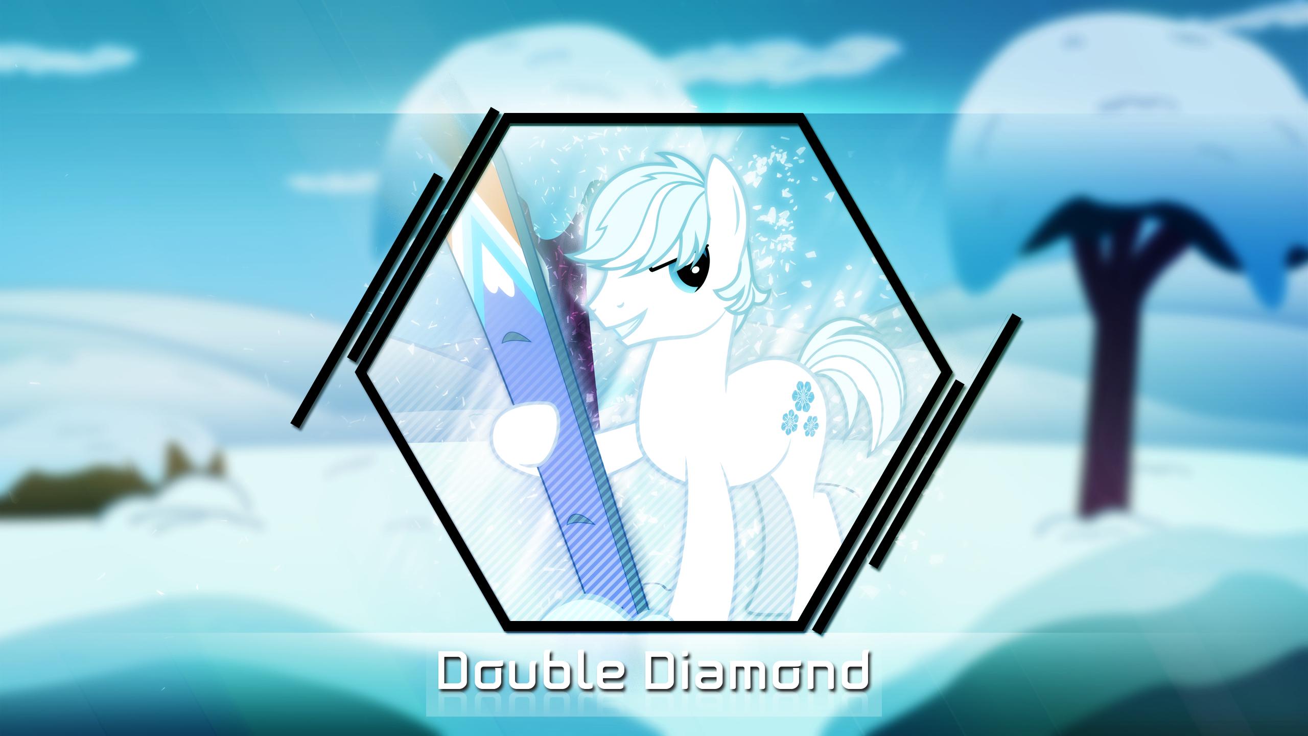 SHAAkurAs Double Diamond Wallpaper 2560 X 1440 HD By