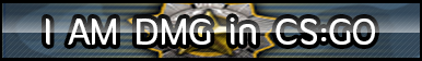 CS:GO DMG (Distinguished Master Guardian) Button . by sHAAkurAs