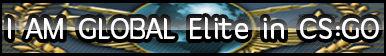 CS:GO Global Elite Button .