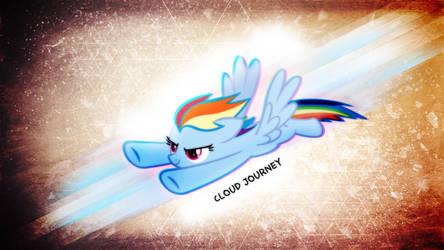 Cloud Journey . 2560 x 1440 HD Wallpaper