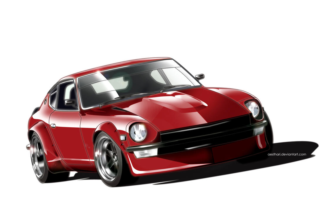 S30Z, Fairlady of my dreams... by Aesthari