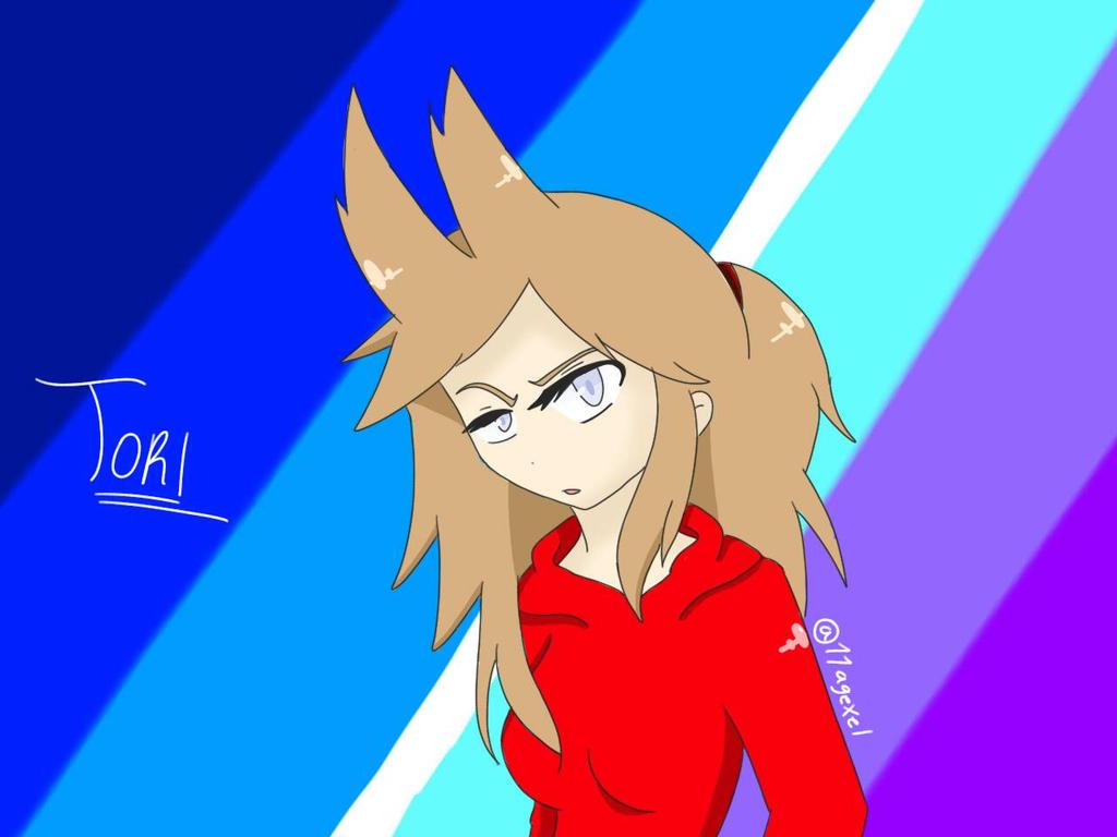 Tori (Tord Female) Eddsworld  by IISonicComicII