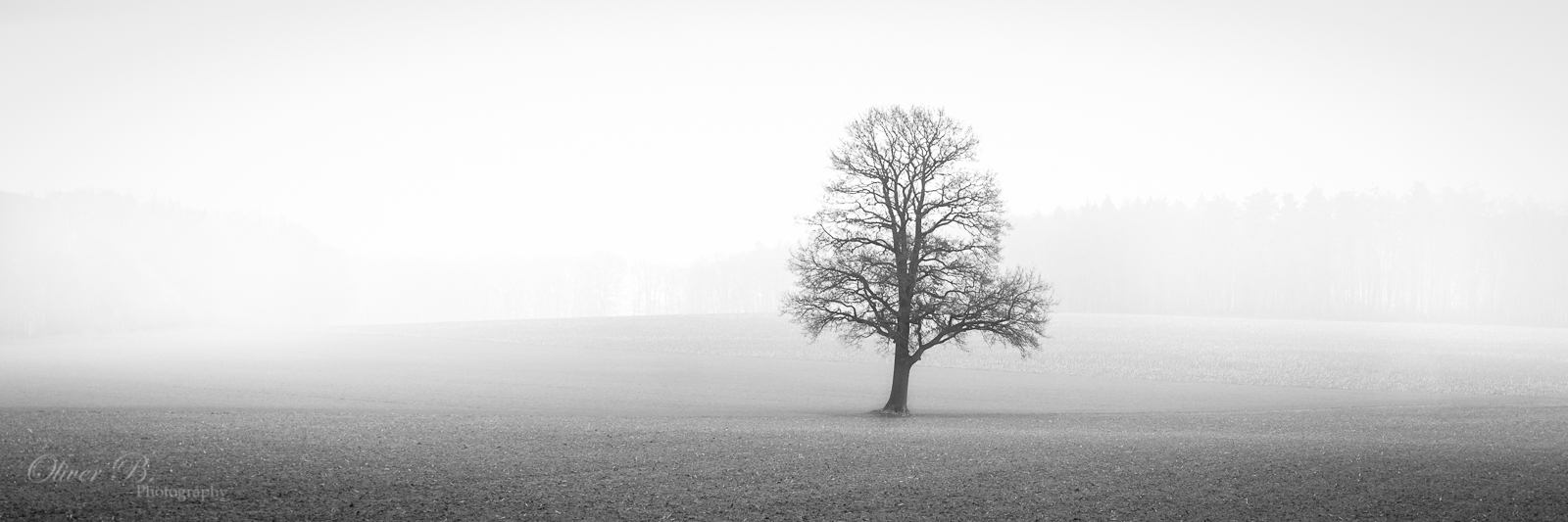 Just another dreary day by OliverBPhotography