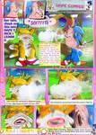 sonic the hedgehog anti-vaping comic